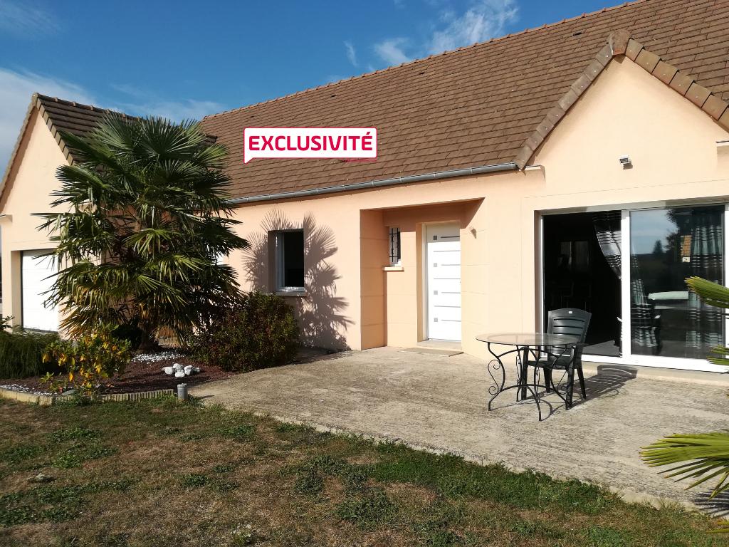 Maison 72160 La Chapelle Saint Remy 6 pièce(s) 106 m2