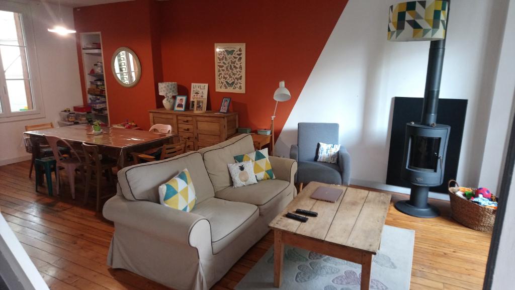 Maison - Le Mans - Jaures - 3 pièce(s) - 2 chambres - 80 m²