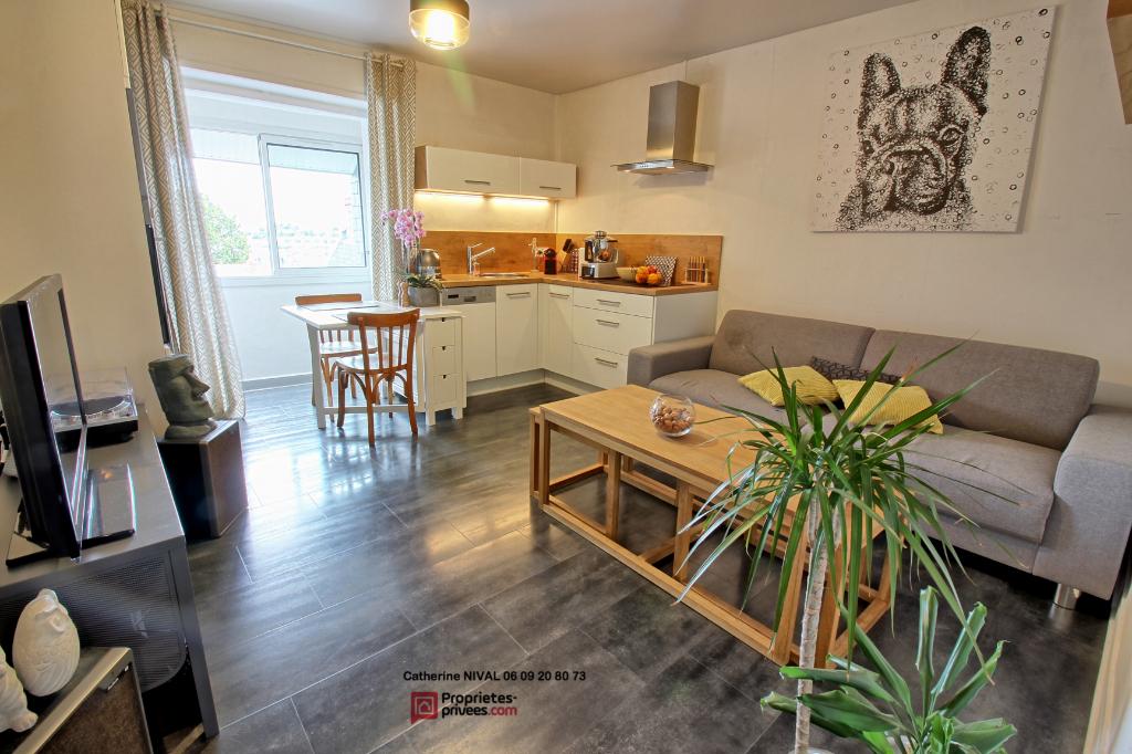 Appartement Nantes 2 pièces, 39.32 m2