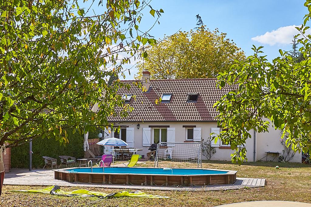 CHITENAY (41120) - Maison 115m2 - 6 pièces - 4 chambres - 166385 Euros