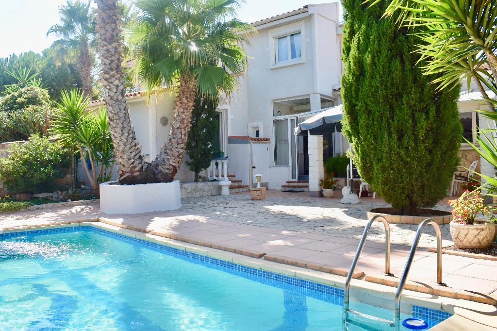 Villa Frontignan 6 pièce(s) 150 m2