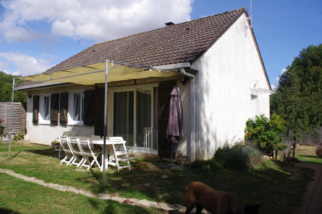 Maison Saint Lubin Des Joncherets 4 pièce(s) 74 m2