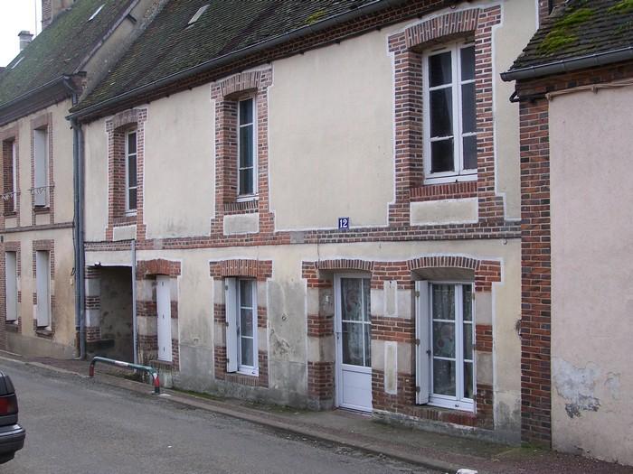 Maison de village avec appartement 2 pièces indépendant