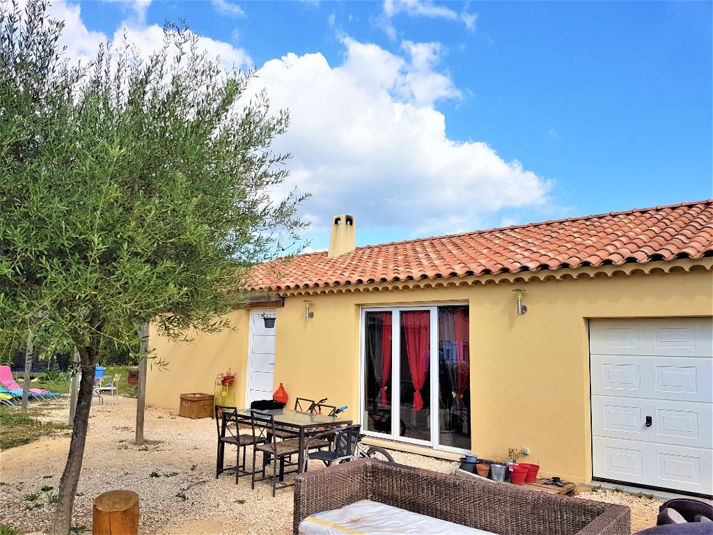 Villa Méounes Les Montrieux 4 pièces 90 m² +  garage de 16 m²
