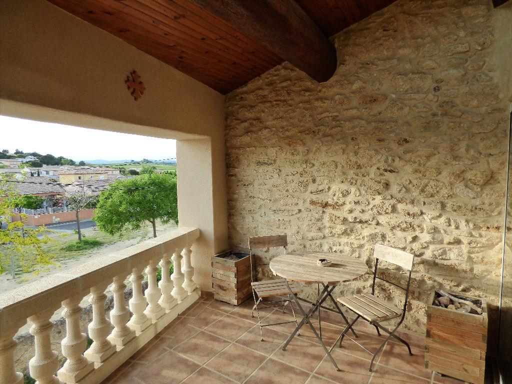 Maison Vigneronne Alignan Du Vent 4 pièce(s) 120 m2