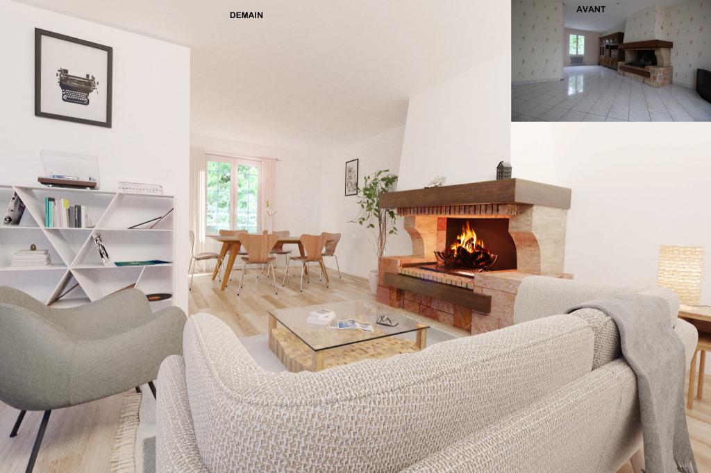 Maison 4 Pièces 90.88 m2 Guignicourt