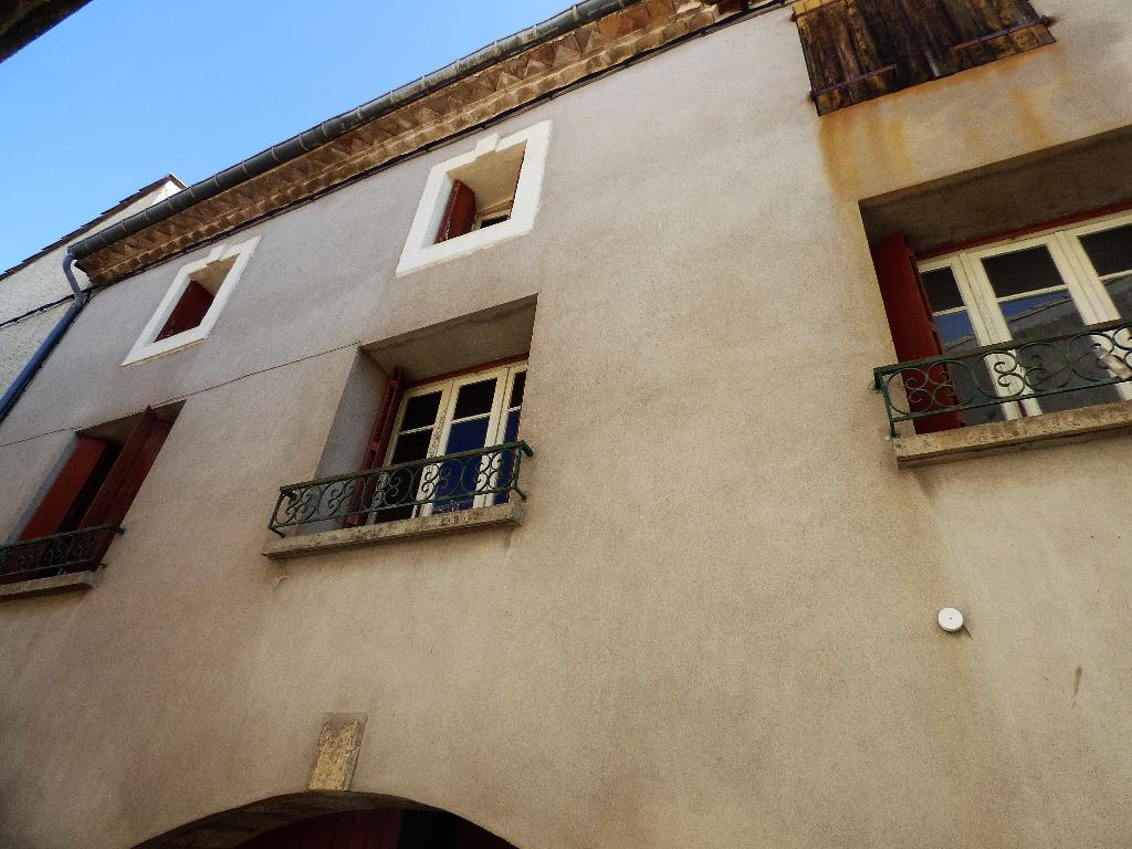 Maison Alignan Du Vent 4 pièce(s) 100 m2 avec garage de 60 m²