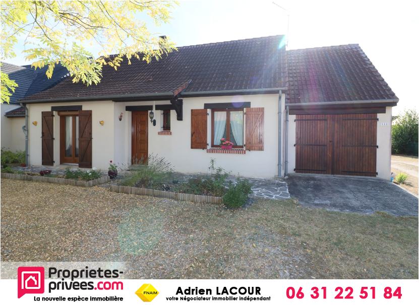 Maison Pruniers En Sologne 5 pièce(s) 100 m2
