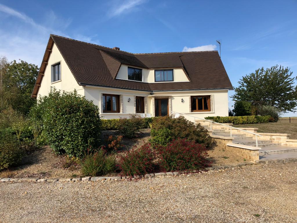 Maison Verigny 6 pièces 120 m2 avec grange potentiel exceptionel 239177