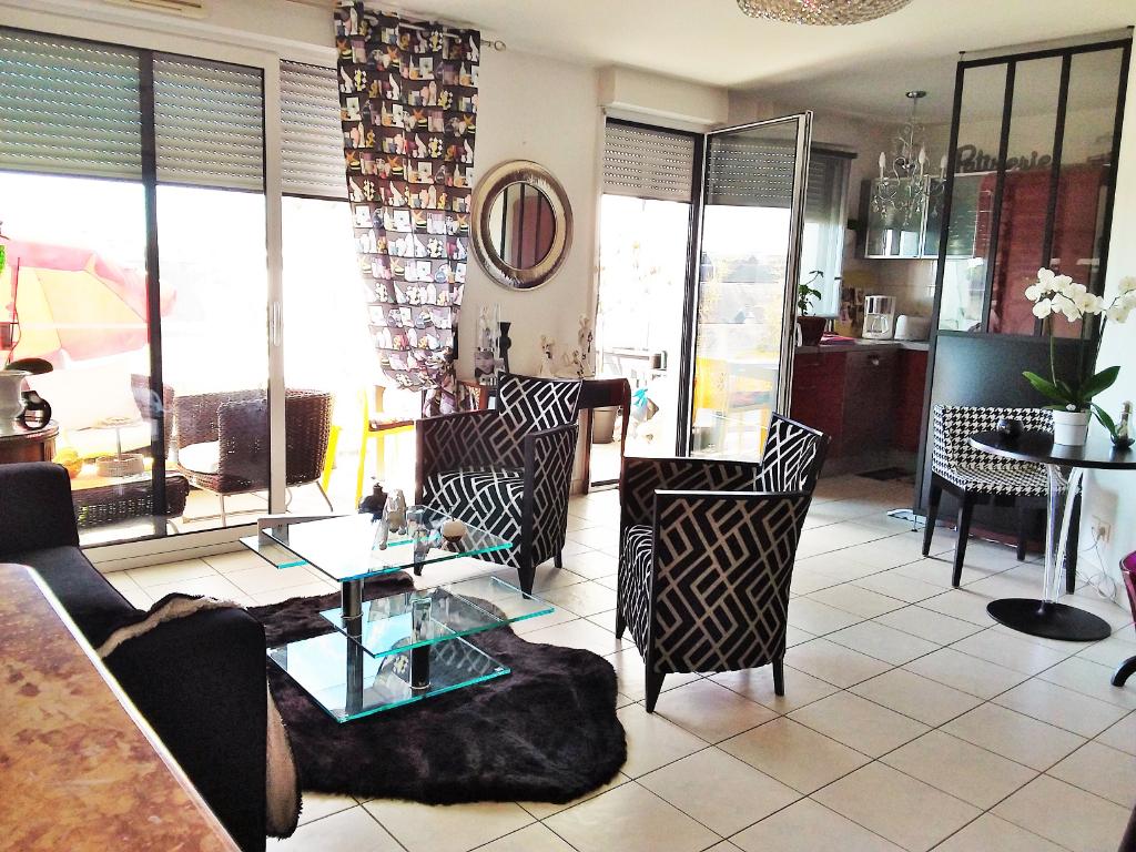 Appartement  2 pièce(s) 48.20 m2