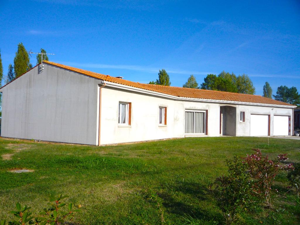 Maison plain pied BBC 2012, 3 chambres