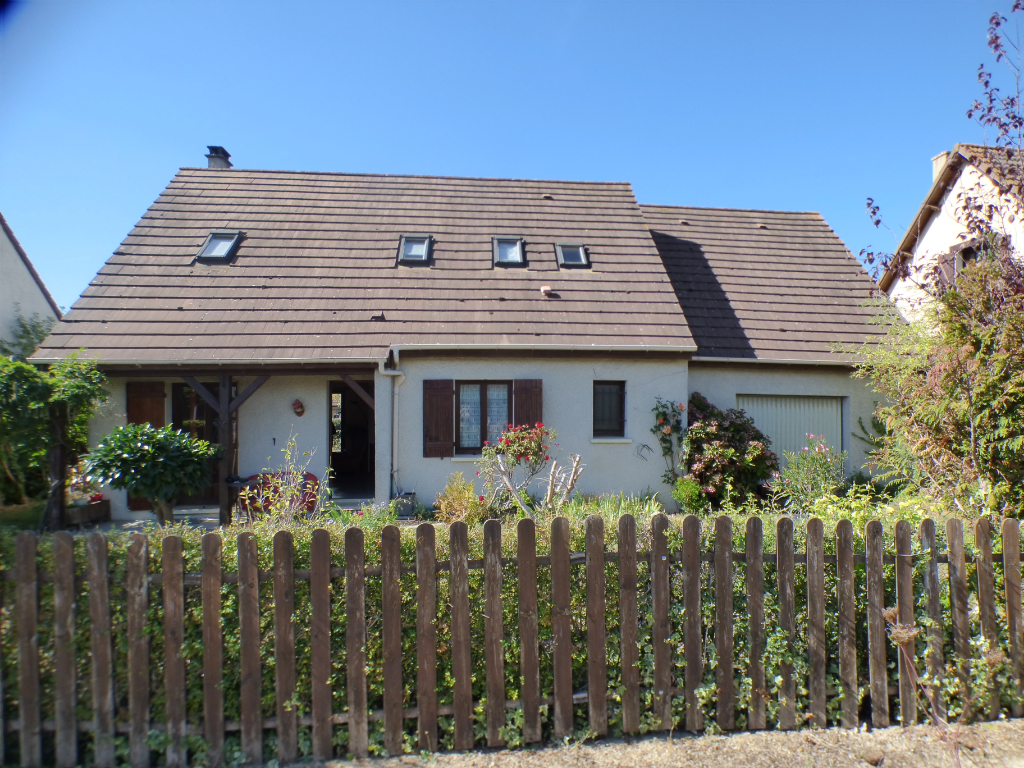 VERNOUILLET 28500 Maison individuelle - 1 étage - 4 chambres - Garage - Terrain - 171 000  HAI