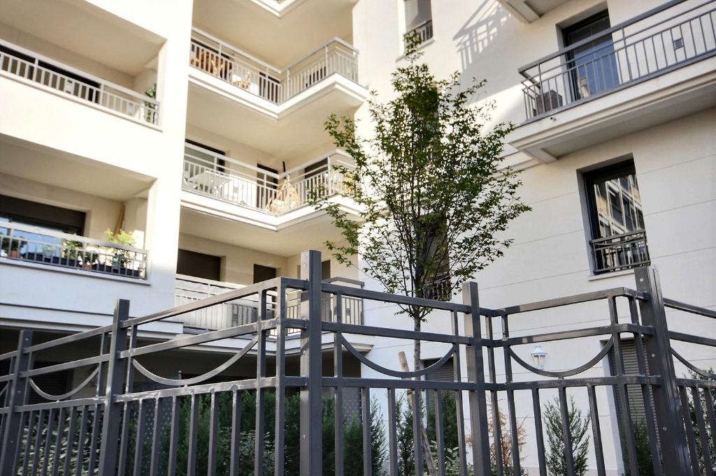 50m2 résidence standing FRANCO-SUISSE livré fin 2017