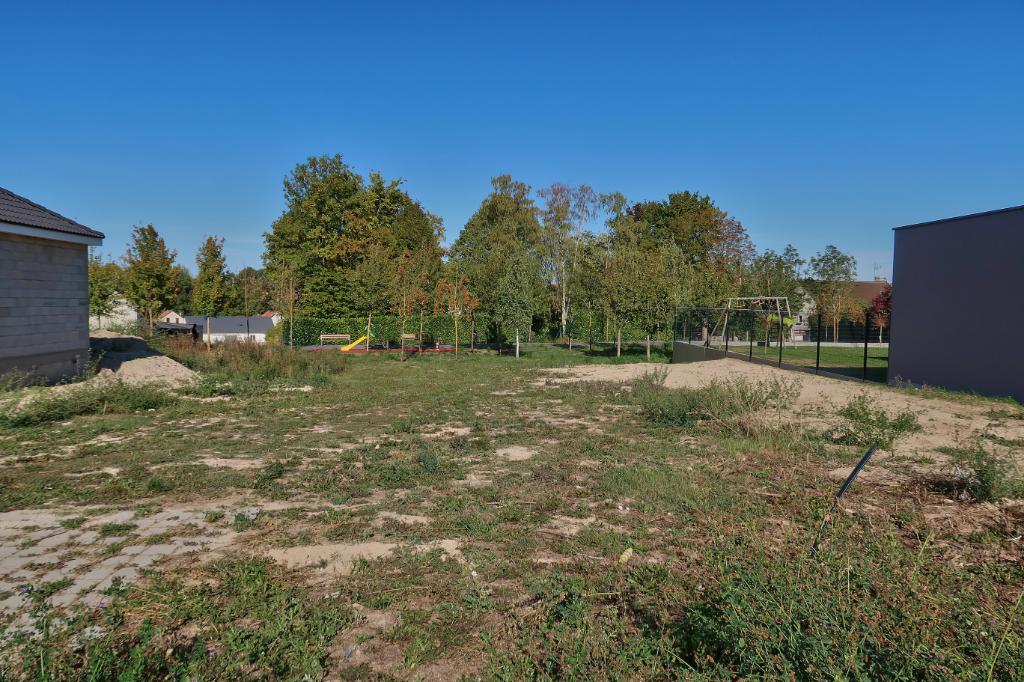Terrain constructible Bazancourt 595 m2