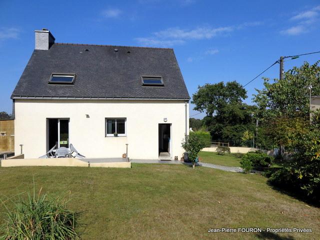 Maison 5 pièces 100 m² - terrain clos 740 m²