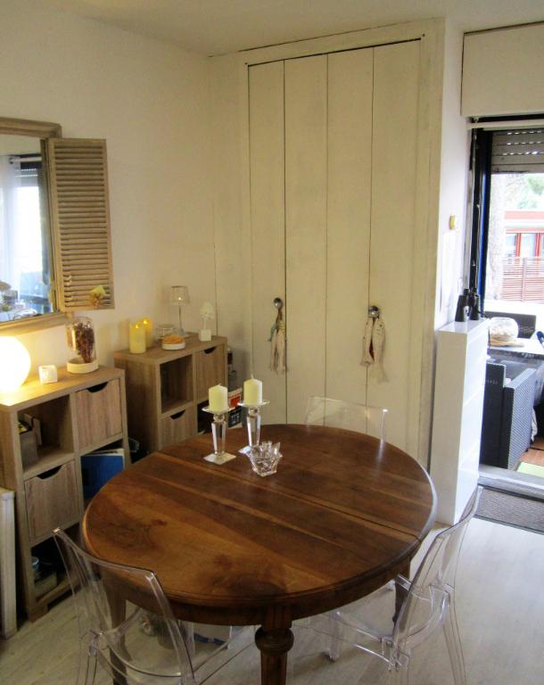 Studio cabine pour 4 couchages centre ville Andernos les Bains