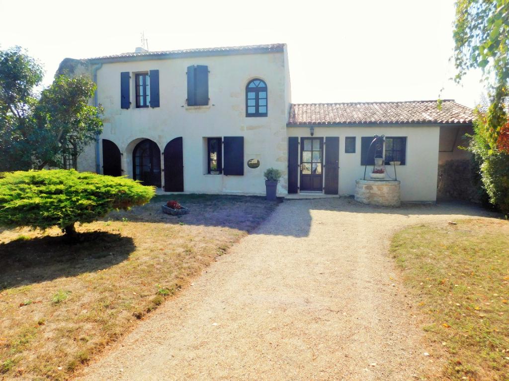 Maison Hiers Brouage 5 pièces 108 m2