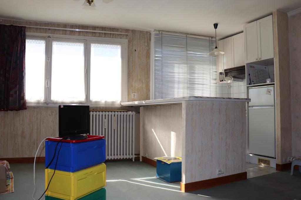 Appartement Pantin 1 pièce(s) 29.40 m2