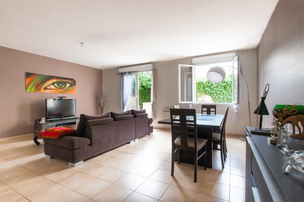 Appartement Rouen 4 pièces avec balcon