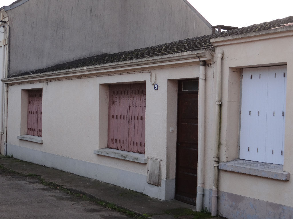 Maison Paimboeuf 3 pièce(s) 61 m2