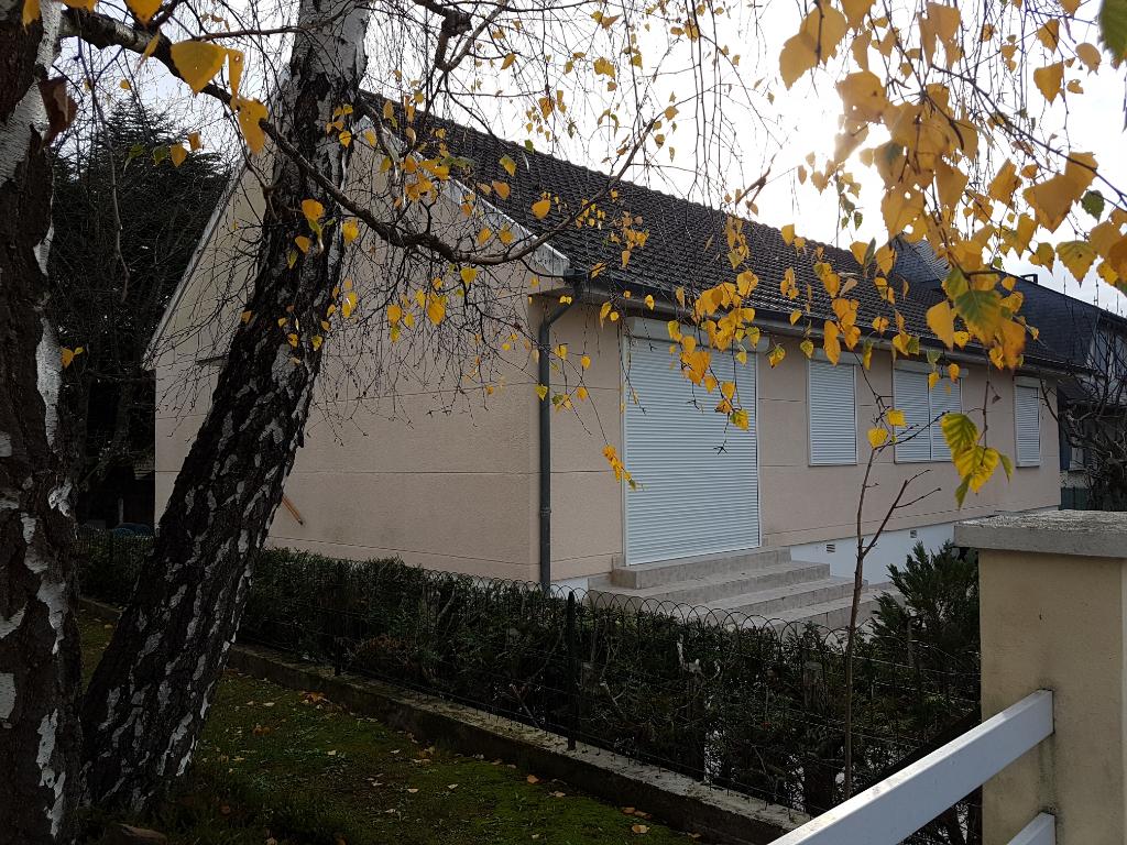 91700 - VILLIERS sur ORGE - Maison de Plain-pied - 6 pièce(s) 110 m²