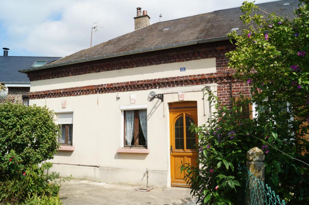 Maison plain-pied Gournay En Bray 76220