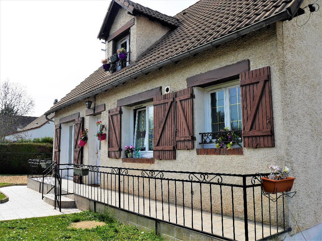Maison Dreux proche gare, 6 pièces 125 m2