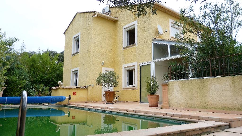 Maison Quissac 7 pièce(s) 170 m2