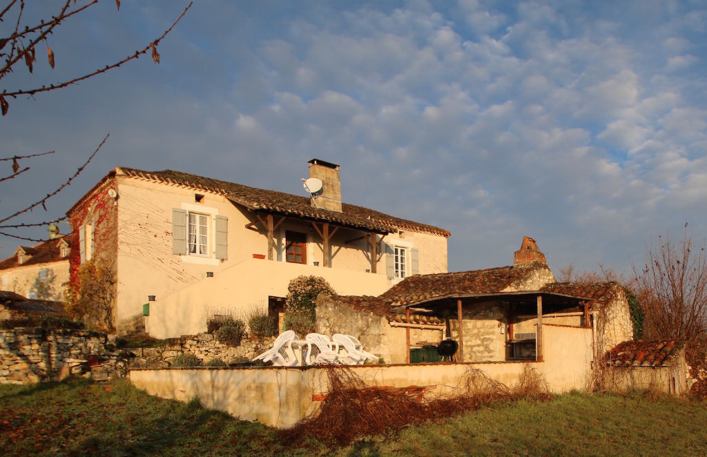 CARNAC ROUFFIAC quercynoise 3 chambres sur 3300 m2