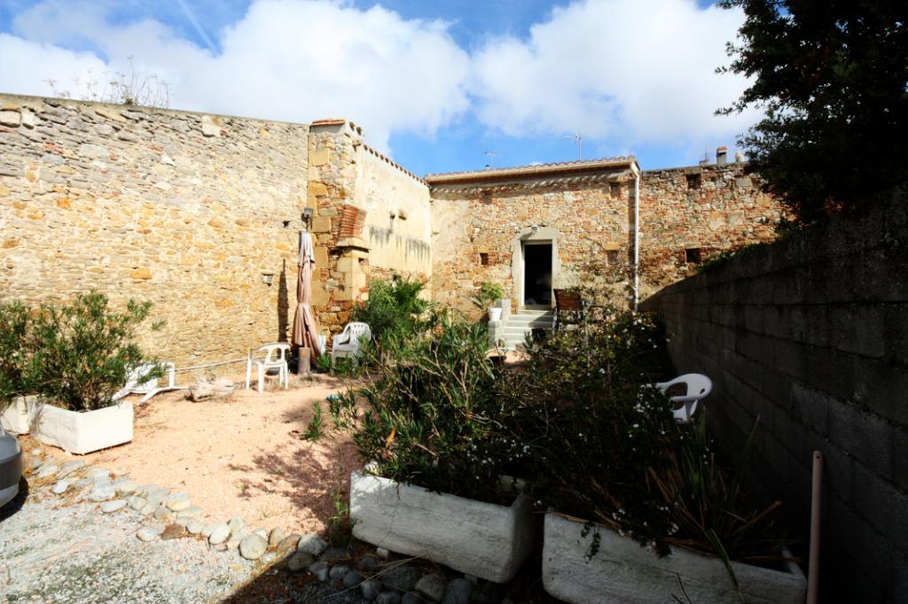 Maison de village Castelnaudary 4 P + Remise