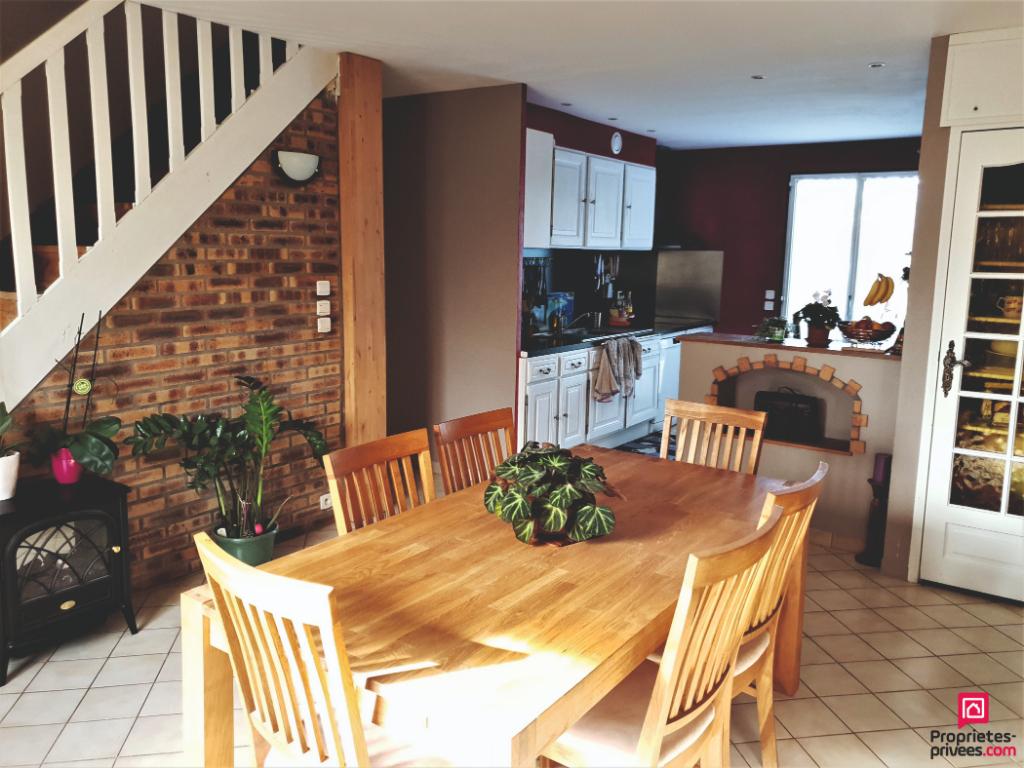 Vente maison Ormoy sur sous-sol total 6 pièces 100 m2