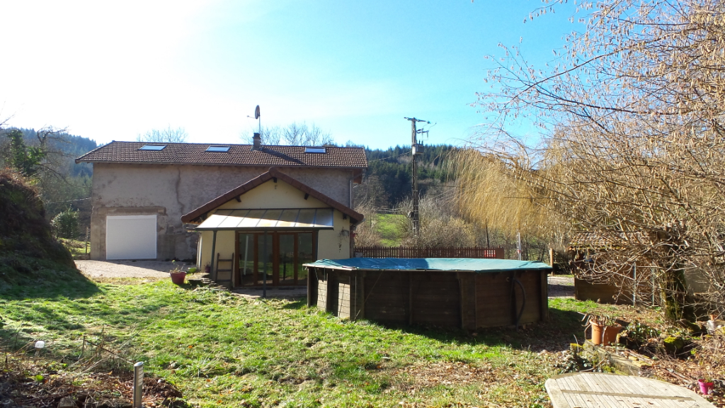 Maison proche Chauffailles bel environnement 155 m2