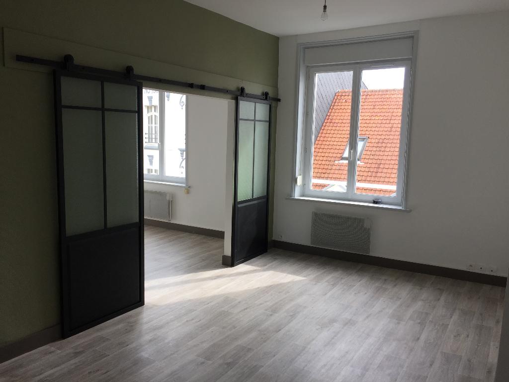 Wimereux centre Appartement  2 pièce(s) beaux volumes 55 m2