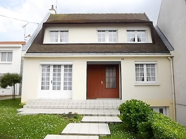 Maison -sur sous-sol, 4 chambres  - 100 m2