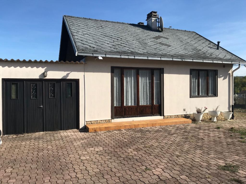 Maison de plain pied en périphérie de Soissons