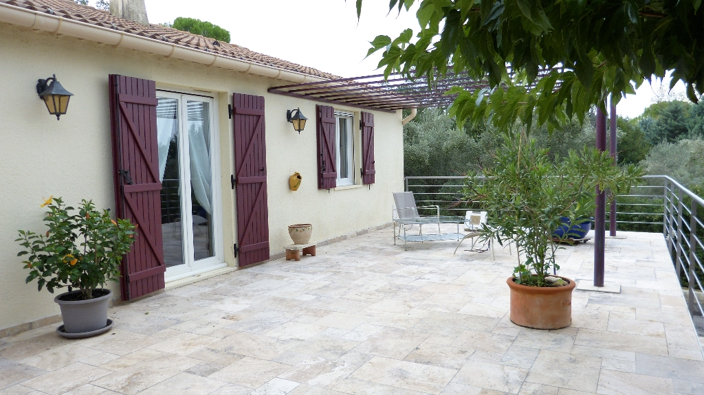 Maison Ribaute Les Tavernes 5 pièce(s) 115 m2