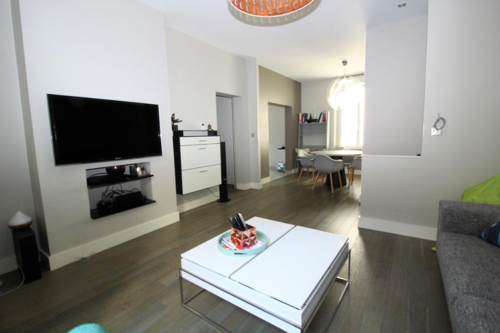 Appartement 4 pièces 78,70 m² Reims