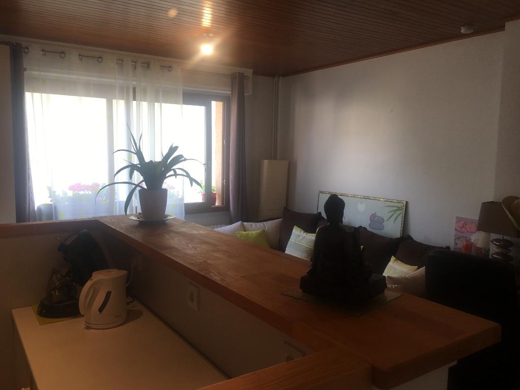01170 Segny - Appartement  33.93 m² - 1 Chambre
