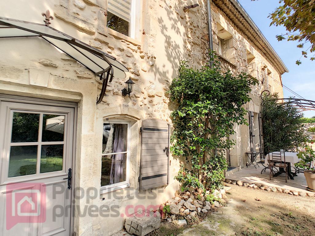 Maison Saint Remy De Provence 7 pièce(s) - Mas de Village rénové
