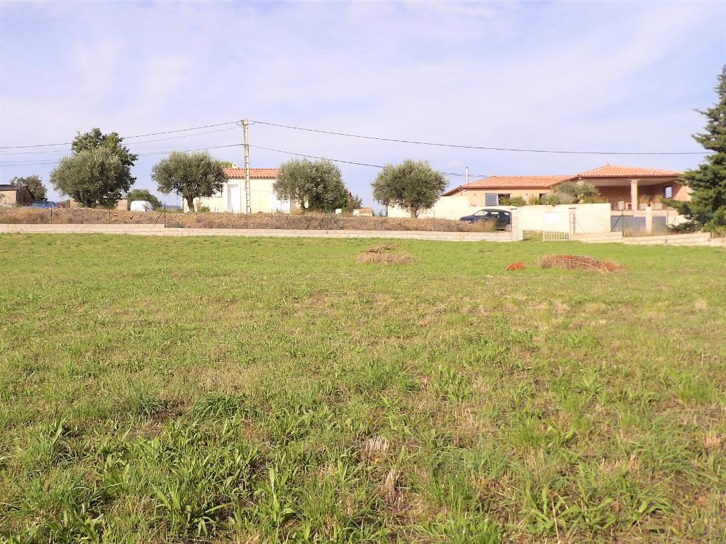 Terrain  à bâtir Saint Jean De La Blaquiere 1152 m2