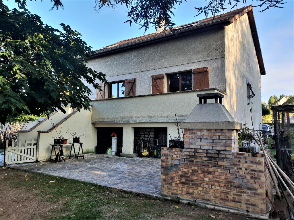 Vente Mennecy 91540 - Maison sur sous-sol total 128m² habitable - 151m² au sol