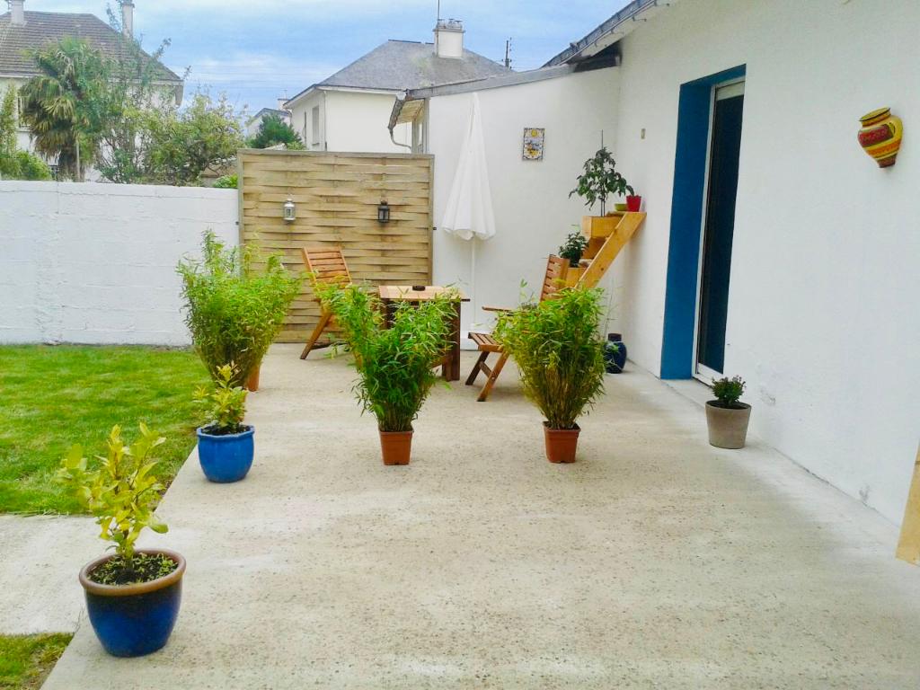 Nantes  - 44100 - MAISON DE 86 m2 - 2 chambres - Jardin