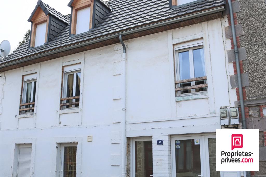 Immeuble 115 m² , 63150 La bourboule