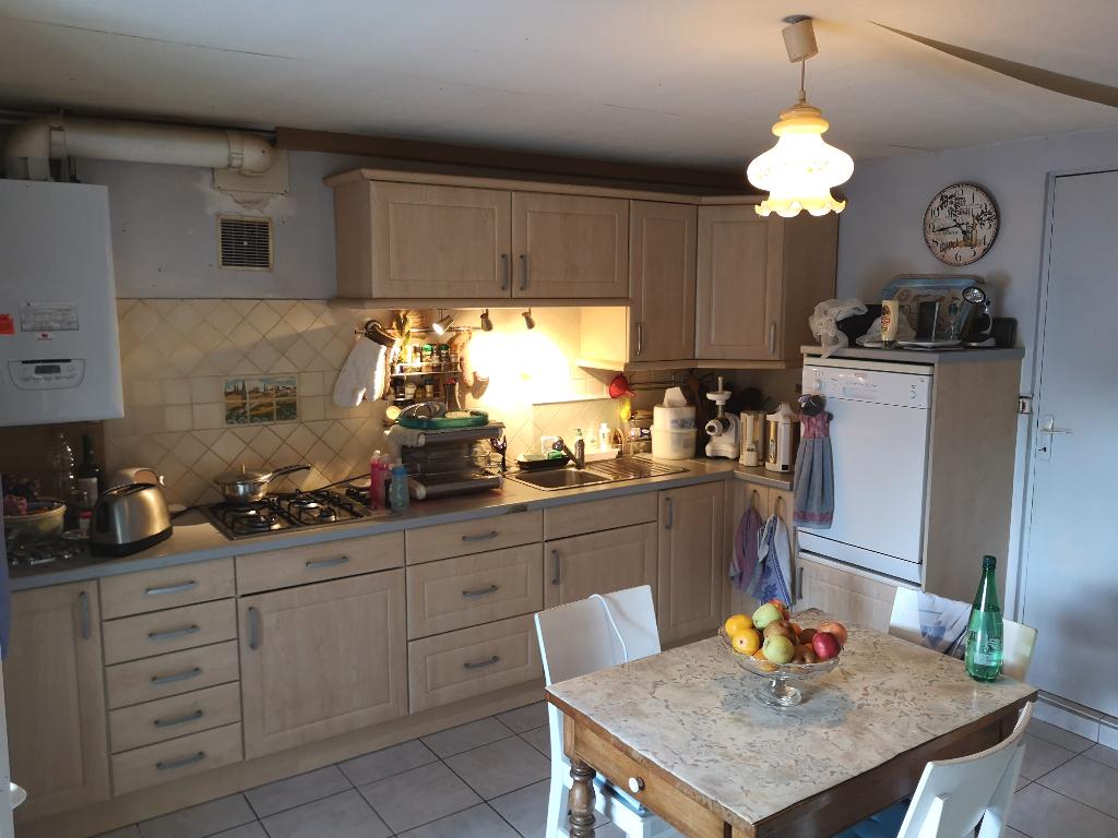 Maison Chantenay Nantes 3 chambres (210 m2 au sol)