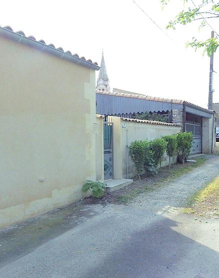 Maison de village en pierre 200 m2