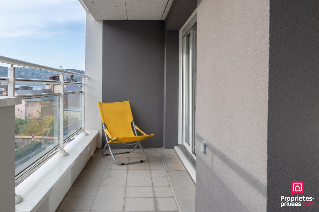 Appartement Rouen 3 pièces balcon et parking
