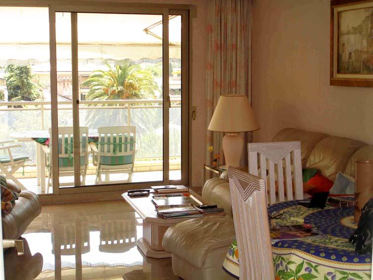 Appartement  3 pièces à Cannes dans un quartier prisé