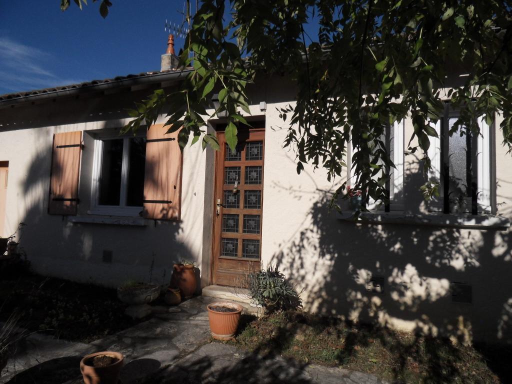 Pavillon  Mussidan 3 pièce(s) 80 m2  terrasse et garage