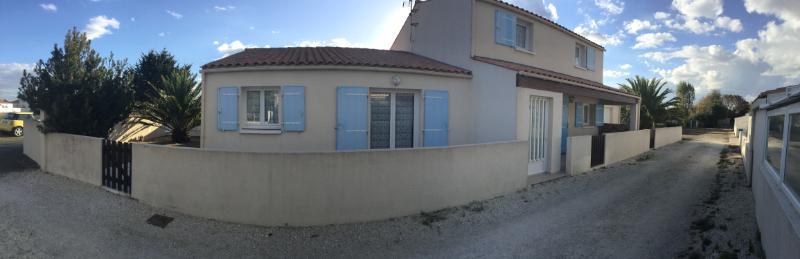 Idéal Investissement, Saint Denis d'Oléron, Île d'Oléron, (17) Ensemble immobilier de rapport, 3 Maisons + 1 appartement, 205m2 de bâti avec terrain constructible Cos /0.50 de 1000m2