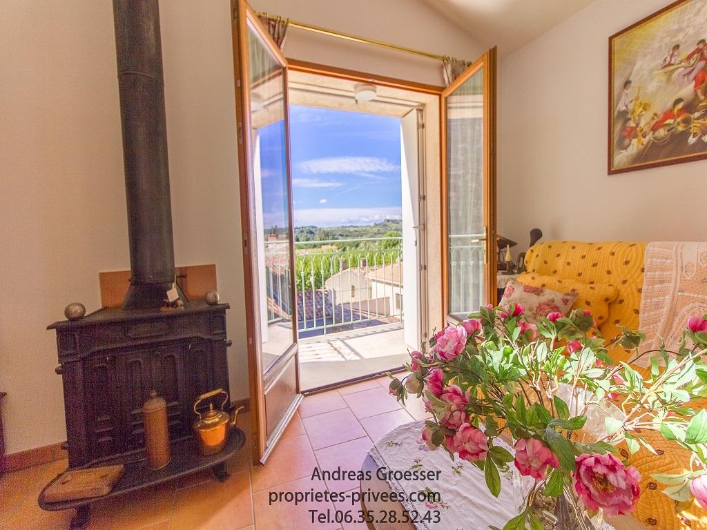 Maison de village Saint Pargoire 5 pièce(s) 113 m2